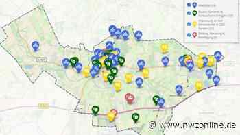 Ideenkarte fertiggestellt: 129 Vorschläge für den Klimaschutz in Edewecht - Nordwest-Zeitung