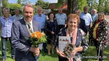 Heimatbuchautorin Almut Suntay wird ausgezeichnet: Sie ist das Gedächtnis der Edewechter Geschichte - Nordwest-Zeitung