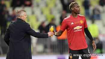 Pogba, Man Utd still in talks over new deal - Ole