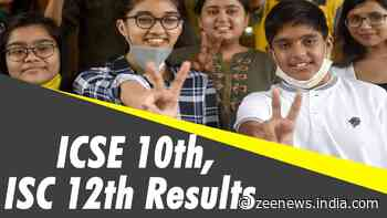 ICSE board Results 2021: 99.98% students pass, check result link and other details here
