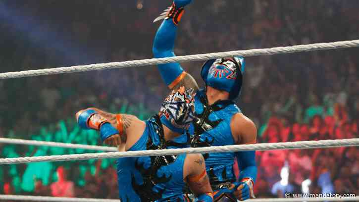 Kalisto Says The Lucha Dragons Were Originally Called The Lucha Lions