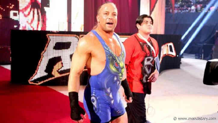 Ricardo Rodriguez Thought Serving As RVD's Manager Was A Rib By Dean Malenko, Reveals Real Purpose