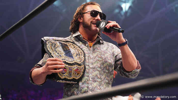Kenny Omega On CM Punk, Daniel Bryan Potentially Joining AEW: It's Cool To Think I'd Possibly Share The Ring With These Two