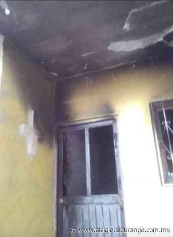 Fuego arrasa con hogar de joven matrimonio en la colonia Tierra Blanca de Gómez Palacio - El Siglo Durango