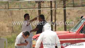 Confirman la tercera ola de contagios en Tantoyuca - La Voz De Tantoyuca