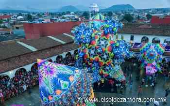 Inicia Festival de Globos de Cantoya en Paracho - El Sol de Zamora
