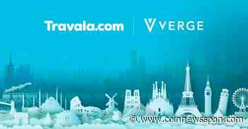 XVG Token Grant Leads Verge to Consolidate With Travala - CoinNewsSpan