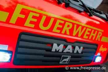 Callenberg: Brand in Wohnhaus - Freie Presse