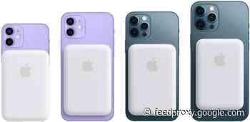 Teardown reveals innards of Apple's MagSafe Battery Pack