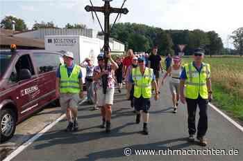 Wallfahrt von Werne nach Werl findet wieder statt - mit gewissen Regeln - Ruhr Nachrichten