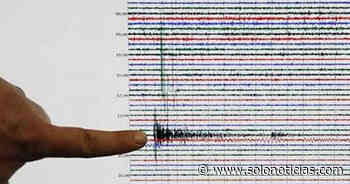 MARN contabiliza 89 sismos al noreste de Tecoluca, San Vicente - Solo Noticias