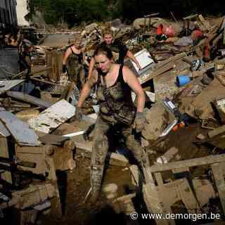 In het Duitse Ahrdal spoelt de overstroming ook een stukje toekomst weg