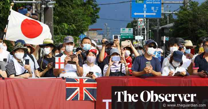 Olympic fever finally hits Japan on first day of competition at Tokyo 2020