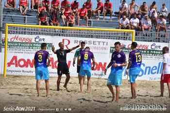Beach Soccer – Nettuno, la prima sconfitta arriva ai rigori contro la Romagna - Il Granchio - Notizie Anzio e Nettuno