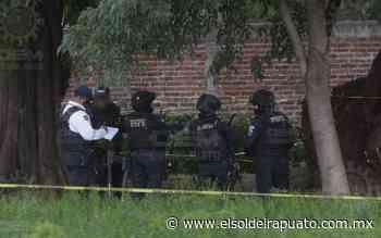 Hallan cuerpo de sujeto en comunidad en camino a Romita; fue asesinado a balazos - El Sol de Irapuato