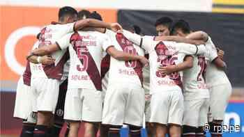 El '11' de Universitario que prepara Ángel Comizzo para el partido ante UTC - La10
