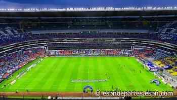 Estadios Azteca y Olímpico Universitario podrán recibir un 20 por ciento de aforo - ESPN Deportes
