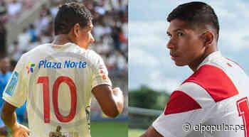 """Edison Flores sube foto con camiseta de Universitario y sorprende a hinchas: """"Vuelta cerca"""" - ElPopular.pe"""