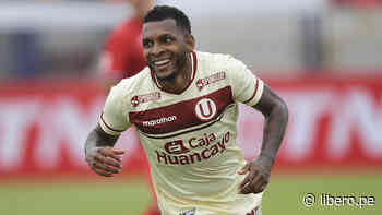 Chiquitin Quintero vuelve a Universitario tras jugar la Copa de Oro con Panamá - Libero.pe