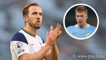 Sheringham: Kane's remark on De Bruyne proves he'll leave Tottenham for Man City