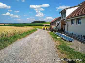 Gemeinderat stimmt zu: zwei Straßen sollen in der Gemeinde Hohenfels saniert ... | SÜDKURIER Online - SÜDKURIER Online