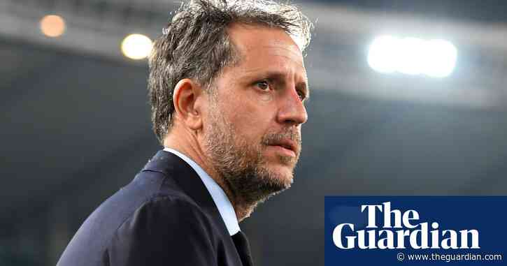 'I don't know when he sleeps': the workaholic world of Fabio Paratici