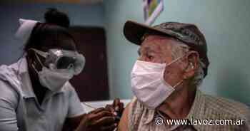 Cuba marcó un nuevo récord diario de muertes por coronavirus - La Voz del Interior