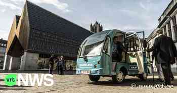Traagste bus van het land stopt: wandelbus verdwijnt definitief uit Gent - VRT NWS