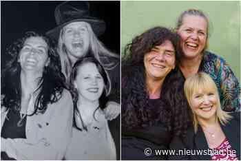 """""""Deze drie zijn heel speciaal"""": hoe 'de meiskes van Gent' levenslange vriendinnen werden door hun passie voor De Kreuners - Het Nieuwsblad"""