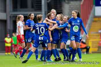 Jonge versterking met Eredivisie-ervaring voor KAA Gent Ladies - Vrouwenvoetbalkrant