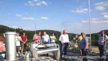 Berching investiert über zwei Millionen Euro in die Kläranlage - Nordbayern.de