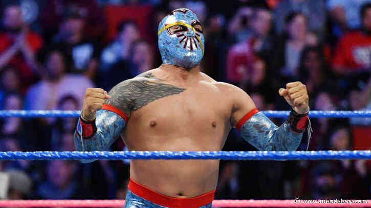 Cinta de Oro Reveals How 'Sin Cara vs. Sin Cara' Feud Was First Pitched, How He Got 'Divine Justice' With The Gimmick