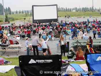 Outdoor movie event returns to Stony Plain - Spruce Grove Examiner