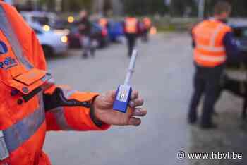 27-jarige bestuurder test positief op drugs in Diest - Het Belang van Limburg