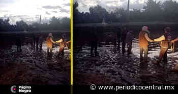 Mueren ahogados dos hermanitos en una presa de Xochitlán Todos Los Santos - Periodico Central