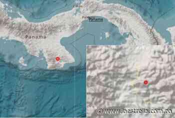 Se registra sismo en Los Santos de 3.3 y en Chiriquí de 6.8 - La Estrella de Panamá