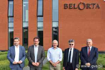 BelOrta informeert Maltese minister over innovatieve verpakk... (Sint-Katelijne-Waver) - Gazet van Antwerpen Mobile - Gazet van Antwerpen