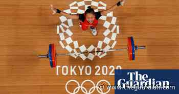 Tokyo Olympics 2020: day one – in pictures