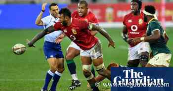 South Africa 17-22 British & Irish Lions: first Test player ratings