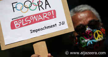 'Out Bolsonaro!': More protests in Brazil over COVID crisis - Al Jazeera English