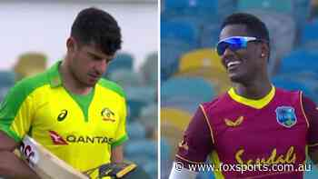 LIVE: Aussies lose SIX in full blown batting shambles as insane 'trickery' blows minds