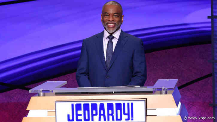 LeVar Burton says 'Jeopardy!' tapings got off to rough start: 'Can't let your focus drop for a nanosecond'