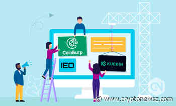 CoinBurp Joins Hands With Kucoin to Launch an IEO - CryptoNewsZ