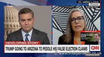Arizona secretary of state tells Trump to 'take your loss and accept it and move on'