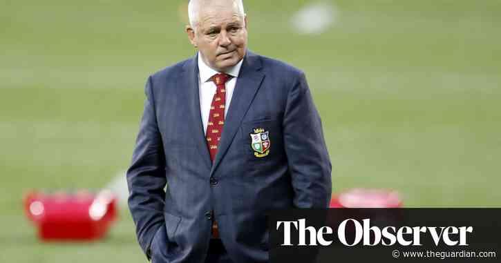 'Next Test will be tougher,' warns Warren Gatland after Lions stun South Africa
