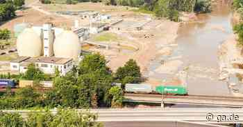 Flutkatastrophe: Klärwerk in Sinzig zerstört: Umweltdesaster droht - General-Anzeiger Bonn