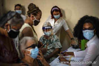 Cuba marcó un nuevo récord diario de fallecidos por coronavirus - Diario Río Negro