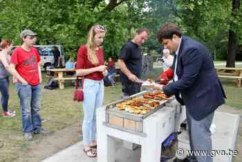 Geen openbare barbecues in parken van Berlaar (Berlaar) - Gazet van Antwerpen