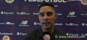 Kevin Briceño admite que convocatoria a Copa Oro una sorpresa para él - Teletica