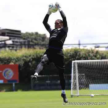 Kevin Briceño ya se incorporó a la selección nacional - Diario Deportivo Cr